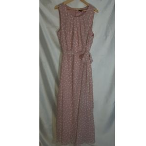 R&K Long casual dress pink 22w